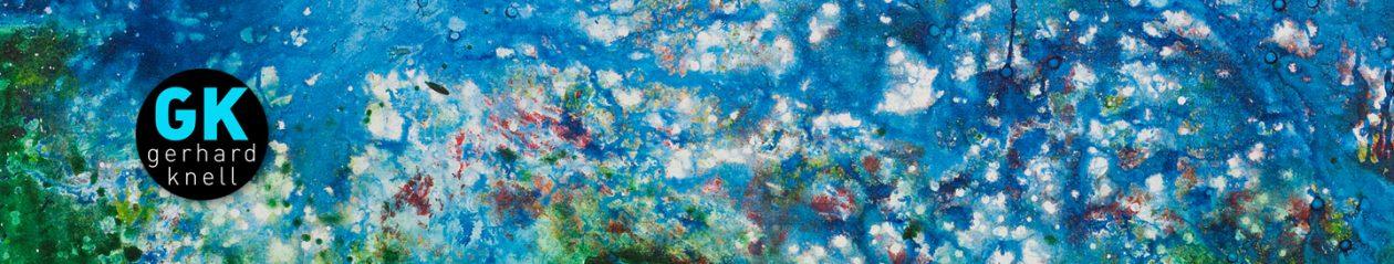 Zeitgenössische Malerei | Moderne Gemälde | Grafik-Editionen von Gerhard Knell